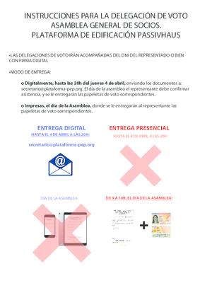 Delegaci%c3%b3n voto instrucciones