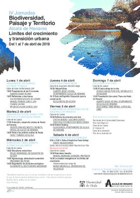 Cartel biodiversidad 2019 r%c3%ado programaci%c3%b3n