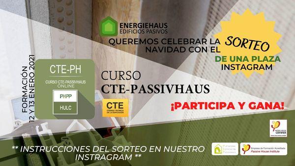 Calendario curso cte passivhaus