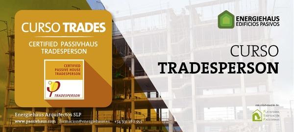 Calendario curso tradesperson
