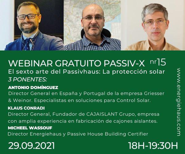 Webinar la proteccion solar