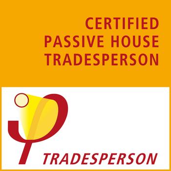 Phi certificate tradesperson
