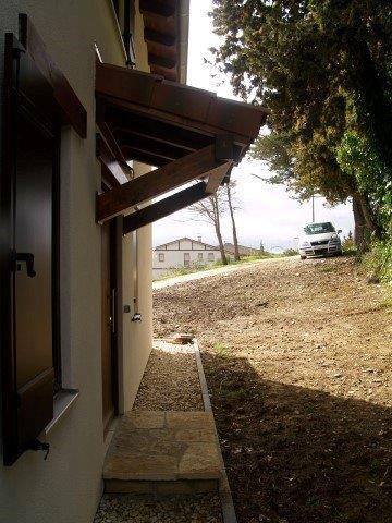 Casa arkarats vista oeste entrada 1