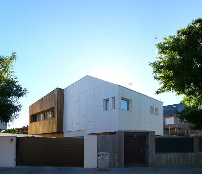 Rivas passivhaus - Casas en rivas vaciamadrid ...