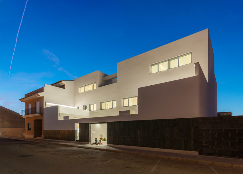 Rael arquitectura vivienda en rafelbunyol010