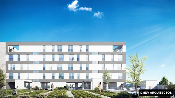 Edificio passivhaus dmdv arquitectos