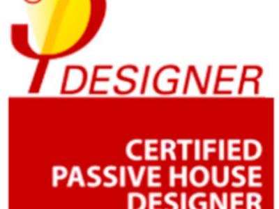 9873d4ce cba9 409e 8504 8c0d0c9a67d9 logo certified passive house designer