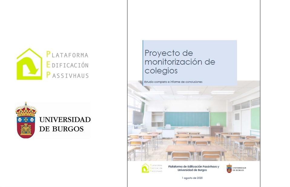 Publicación de Estudio de monitorización de colegios PEP
